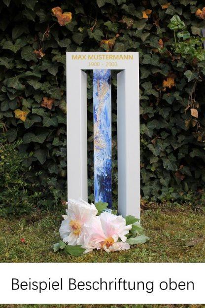 Stilvoll Gedenken The door small with label_oben