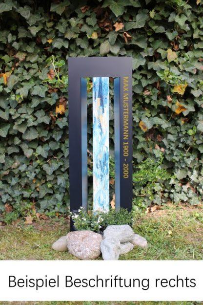 THE DOOR GRAND by Stilvoll Gedenken lettering rechts