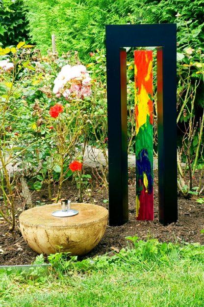 THE DOOR GRAND by Stilvoll Gedenken rainbow